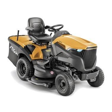 Stiga ESTATE PRO 9102 XWSY HD 690 gyűjtős fűnyíró traktor