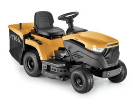 Stiga ESTATE 2398 HW ST 550 fűnyíró traktor