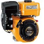 Kasei EX17-20 vízszintes tengelyű motor